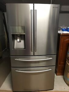 Samsung 890 Litre French Door Refrigerator with ice and Soda stream