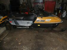 1982 Skidoo 5500 Mx Snowmobile / Runs / 1724 Miles / Local Pickup Only