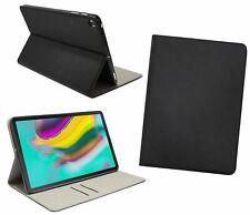 """Book-Style Tablet Hülle Tasche Schwarz für Samsung Galaxy Tab S5e 10.5"""" (T720)"""