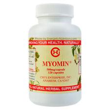 Myomin by Chi's Enterprises 500 mg 120 caps