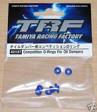 Tamiya 42137 competencia O-Rings para amortiguadores de aceite (TRF416/TRF417/TRF418/TRF419)