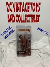 Team Fortress 2 :The Spy figure Red ver. Bonus code include NECA 2014–CASE FRESH