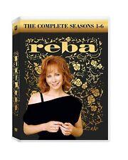 Reba Complete Seasons 1-6 Collection DVD Box Set TV Series Show Episodes Disc R1
