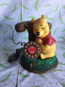 Mybelle character telephone Winnie the Pooh 205 segan product - Disney Disneyana