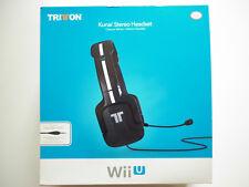 Tritton Kunai Casque Gaming Stéréo Nintendo WII U et Nintendo 3DS