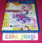 HYPERDIMENSION NEPTUNIA PRODUCING PERFECTION SONY PS VITA NEUF SOUS BLISTER