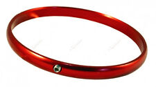 GECO ANELLI PARASTELI FORCELLE KAYABA SHOWA ø 47 48 mm UNIVERSALE ROSSO RED