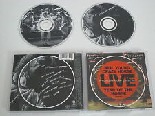 Neil young & Crazy Horse/year of the horse (rue 9362-46652-2) 2xcd album