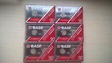 Audio Kassette Tape Cassette BASF FERRO EXTRA I 90 NEU OVP