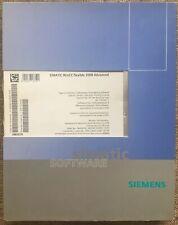 6AV6613-0AA51-3CA5 WinCC flexible 2008 Advanced (open box)