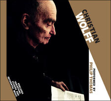 Christian Wolff - Preludes Variations Studies and Incidental Music 2CD