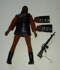 Vintage 70s Mego Planet of the Apes Soldier Ape Complete Lizard Skin Coat