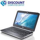 """Dell Laptop Latitude 14.1"""" Core I3 Computer Windows 10 Pc 8gb 250gb - Grade B"""