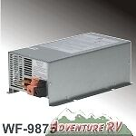 WFCO WF-9875 75 Amp RV Camper Motorhome Power Converter/Battery Charger WF9875