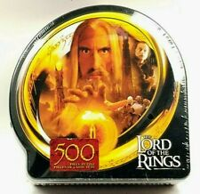 LORD OF THE RINGS Jigsaw Puzzle 500 piece Evil Forces COLLECTOR TIN New Sealed