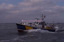SLB079 - Harbour Masters Launch - Original Fujichrome Slide