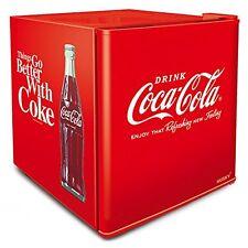 Husky Coca cola, 50 Litre Capacity Mini Fridge, HUS-EL196, Food and Dairy Safe