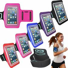 UK Sports Jogging Running Gym Armband Holder Case Cover For iPhone 3 4S 5S 6G 6+