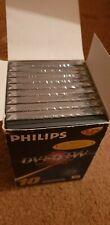 Phillips Rewritable DVD 10 PACK