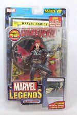 Marvel Legends BLACK WIDOW Series VIII 8 Variant Action Figure Toybiz Red Hair
