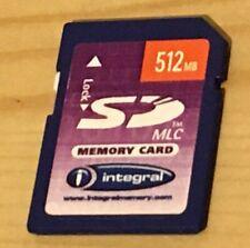 Integral SD Memory Card 512MB