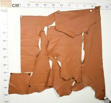 Comité exécutif Cuir de buffle Federica Soft Nappa Lisse Noir 0,9-1,1 mm meubles Cuir #w003