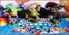Xbox360/one/ps3/4/wii/u:3 Skylanders: Dino rango + Boomer + Prism Break
