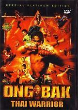 Ong Bak Thai Warrior DVD