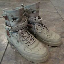 Nike SF AF1 Air Force 1 Special Desert Camo Sneaker Boots 864024-202 Size 10.5