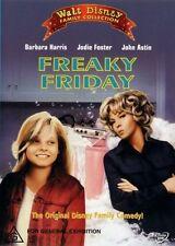 Freaky Friday (Disney Jodie Foster) New DVD R4