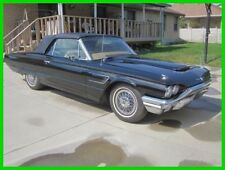 1965 Ford Thunderbird 2-Door Convertible Rebuilt