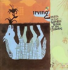 "DEATH IN THE GARDEN, BLOOD ON THE FLOWERS: ""Hard to Breathe"" +more (CD) - IRVING"