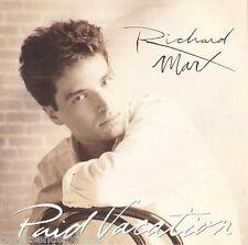 RICHARD MARX - Paid Vacation (UK 14 Track CD Album)