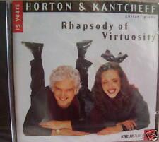 Horton & Kantcheff- Rhapsody of Virtuosity  OVP