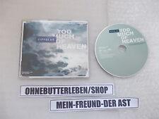 CD POP Eiffel 65-too much of heaven (2) canzone PROMO MCD BMG Logic