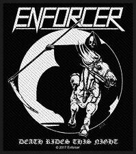 Enforcer Death Rides Patch/Aufnäher 602769 #