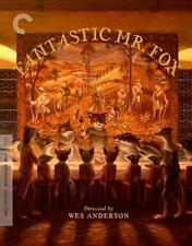 Criterion Collection Fantastic Mr. Fox Mr Blu-ray