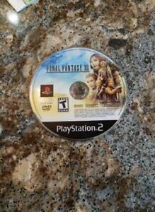 Final Fantasy XII -- Sony PlayStation 2 PS2 -- C+ CONDITION -- DISC ONLY