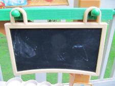 FISHER PRICE Farmers MARKET FOOD STORE Count Play Grocery~Replace Chalk Board