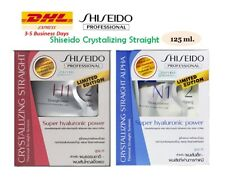 Shiseido Crystallizing Straight Hair Straightener Rebonding Cream H & N 125ml.
