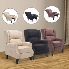 Homcom Ruhesessel Fernsehsessel Relaxsessel Sessel Schlafsessel verstellbar Neu