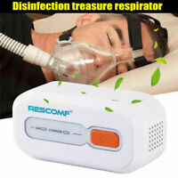 Portable CPAP Cleaning Kit Ozone Cleaning Disinfector for CPAP Mask Disinfection