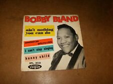 BOBBY BLAND  - EP FRENCH VOGUE 8231  - ONLY COVER NO RECORD