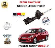 pour Hyundai Accent RB 1.4 1.6 2010->1X AMORTISSEUR AVANT DROIT Shocker