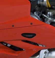 Slider Moteur Gauche Noir R&G Racing DUCATI 959 PANIGALE 16 /PANIGALE 1199 12-13