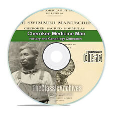 Old Time Folk Medicine, Cherokee Healing, Antique Holistic Treatments DVD CD V81