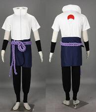 Naruto Uchiha Sasuke Orochimaru Cosplay set costume Kostüm Shirt Anime Manga neu