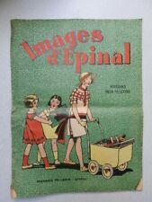 images d' Epinal , histoires pour fillettes