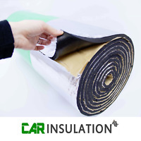 1m² GlassMAT™ Engine Insulation Car Vehicle High Temperature Sound Proofing Van