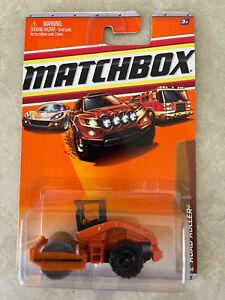 Matchbox - 2009 - Road Roller